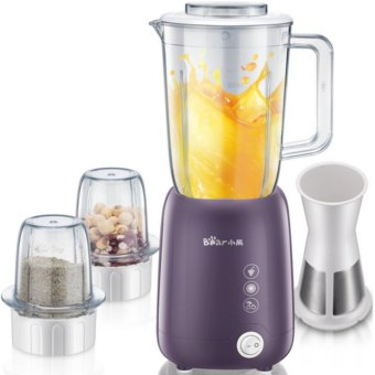 Harga Bear LLJ-B08D1 Food Preparation Multi-purpose Blenders - intl