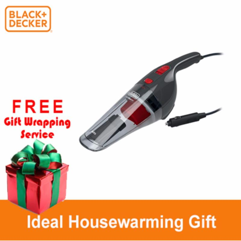 Black and Decker NV1210AV-B1 12V Auto Car Vacuum Dustbuster ( Come with Gift Wrapping ) Singapore