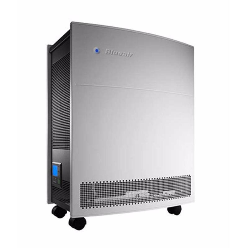 Blueair 650E Air Purifier With HEPA Particle Filter And Quality Air Detection Singapore