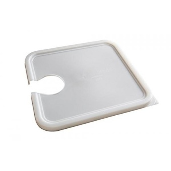 Cellar Made Easy-Open Sous Vide Lid for Anova Cookers use with 12, 18 or 22 Quart Rubbermaid Containers