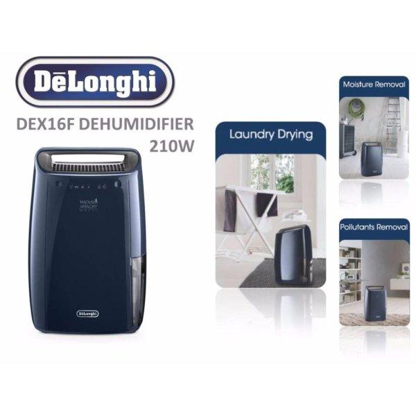 DeLonghi Tasciugo Ariadry DEX16F Dehumidifier (Blue) Singapore