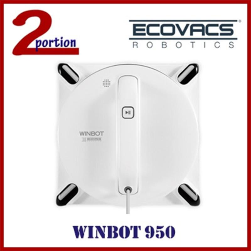 ECOVACS WINBOT 950 WINDOW CLEANING ROBOT WITH REMOTE Singapore