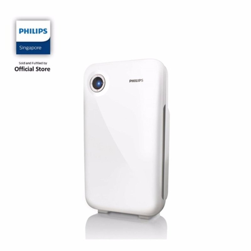 FREE additional set of filter with Philips Air Purifier with Dedicated Sleep Mode - AC4014/02 Singapore