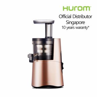 Harga Hurom Slow Juicer 2600 Rose Gold (H-AA Series)