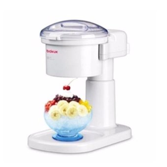 Harga Snowflake Ice falke Ice Shaver BKB-551S / high quality ice machine icecream / shaved ice material - intl