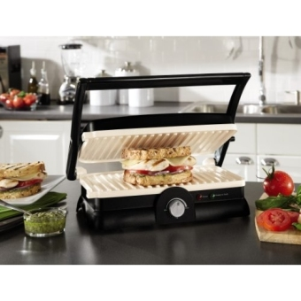 Harga Oster Ceramic Panini Maker and Grill - intl