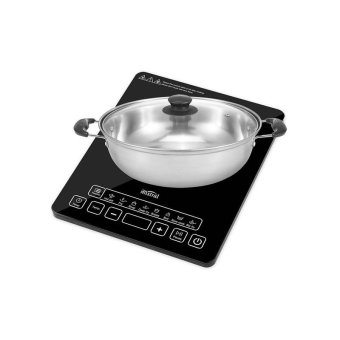 Harga Mistral MIC20E Induction Cooker 2000W (Black)