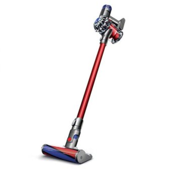 Harga Dyson V6 Fluffy Cordless Vacuum Cleaner (Red)
