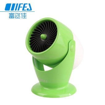 Harga Fu er jia aircraft engine style mini fan usb electric fan office computer desktop small fan mute
