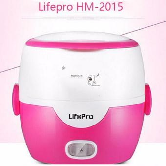 Harga 1.3L Electric Lunch Box HM2015/Singapore Safety Mark