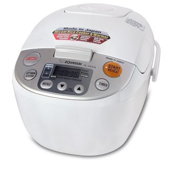 Harga Zojirushi 1.8L MICOM Fuzzy Logic Rice Cooker and Warmer NL-AAQ18