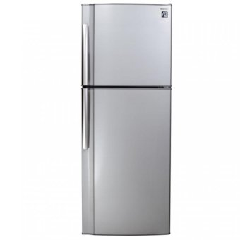Harga Sharp SJD42TSL Two Door Fridge 312L