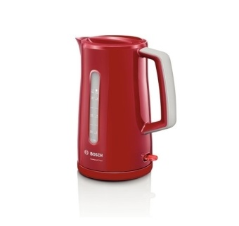 Harga Bosch TWK3A034GB Kettle (Red)