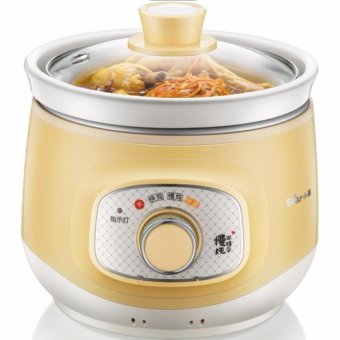 Harga Bear DDG-D10G1 Multifunctional Intelligent Slow Cooker - intl