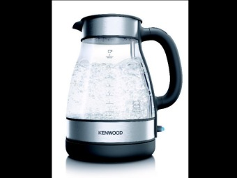 Harga Kenwood ZJG111CL Glass Kettle