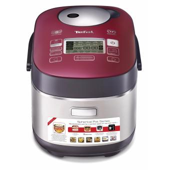 Harga Tefal Spherical Pot Series Pro Fuzzy Logic Rice Cooker 1.8L RK8055