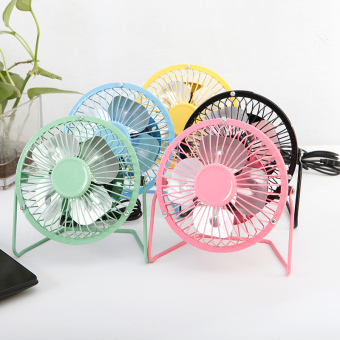 Harga 4/6 large fan usb fan small fan mini fan usb fan mute electric fan electric fan