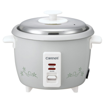 Harga Cornell CRCCS106GY Rice Cooker 0.6L