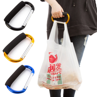 Harga Convenient bag mention carry vegetable dish is aluminum alloy extract is to buy food plastic bag handle carry bag filter bag is carry vegetables