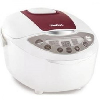 Harga Tefal 1L LED Fuzzy Logic Rice Cooker RK7025