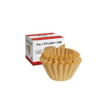 Harga Kalita Wave Filters 155 BROWN 50pcs (Bundle of 2)