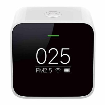 Harga Xiaomi MIJIA PM2.5 Smart Detector Air Quality Monitor - White - intl