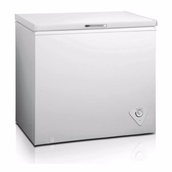 Harga Akira CFS268ML1 Single Door Chest Freezer 268L