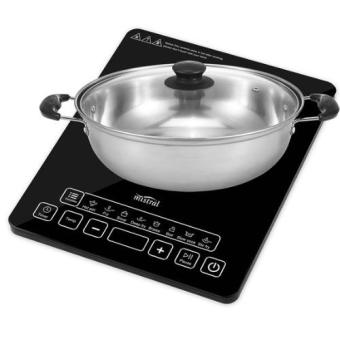 Harga Mistral MIC20E Induction Cooker with Free Cooking Pot