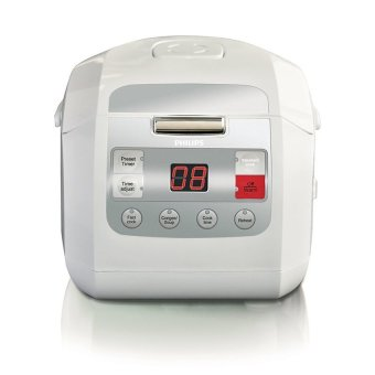 Harga Philips HD3030/62 Fuzzy Logic Rice Cooker
