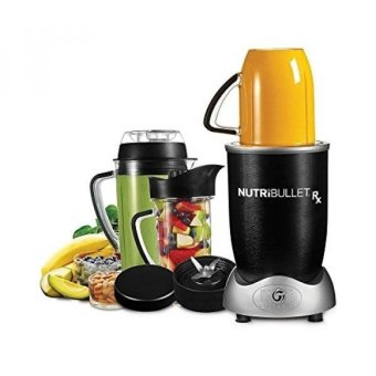 Harga GPL/ Magic Bullet NutriBullet Rx N17-1001 Blender, Black/ship from USA - intl