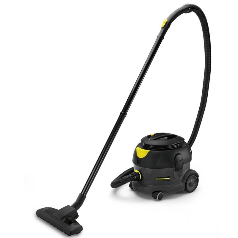 Karcher T 12/1 Dry Vacuum Cleaner - MADE IN ROMANIA - (Black) Singapore