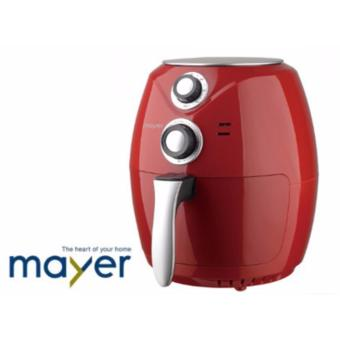 Harga Mayer AirFryer MMAF68 - Red Color