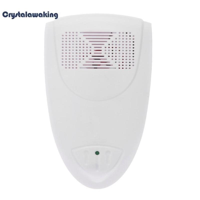 Mini Anion Air Purifier for Home Air Fresher Clean Household Appliances(White)-US - intl Singapore