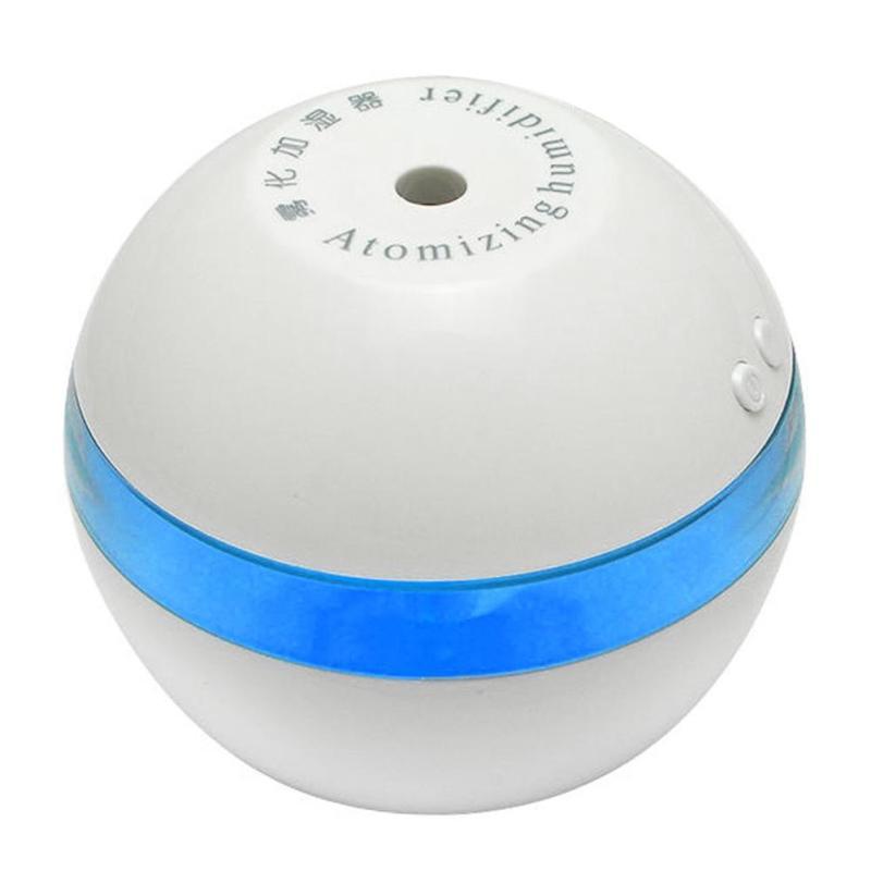 Mini USB Humidifier Diffuser Moist Air Purifier - intl Singapore