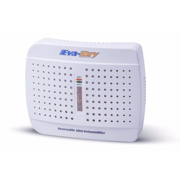 New and Improved Eva-dry E-333 Renewable Mini Dehumidifier - intl Singapore