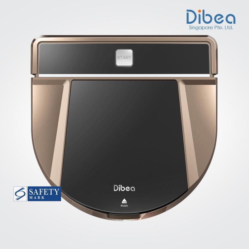 [Official Dibea Singapore] D900 Robot Vacuum Cleaner Singapore