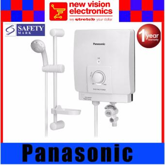 Panasonic Home Shower DH-3Dl2S .1 Year Warranty. PSB Safety Mark approved