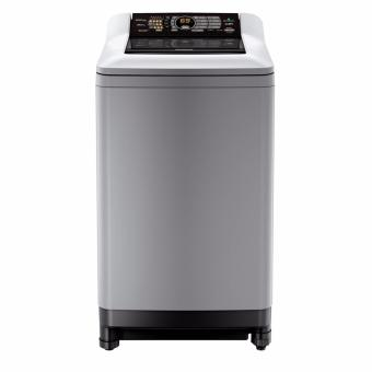 panasonic naf90x1lrq top loading washing machine 90kg silver colour