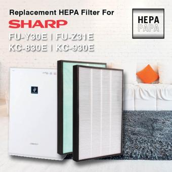 Harga Sharp KC-830E/KC-930E/FU-Y30E/FU-Z31E/ (HEPA Filter only)