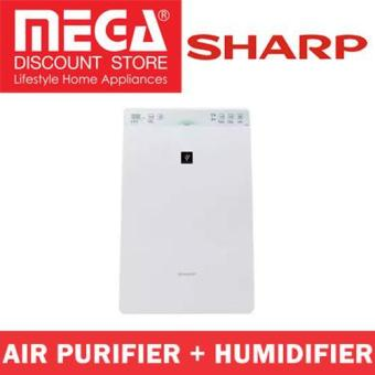 Harga Sharp Kc-F30E-W Air Purifier + Humidifier