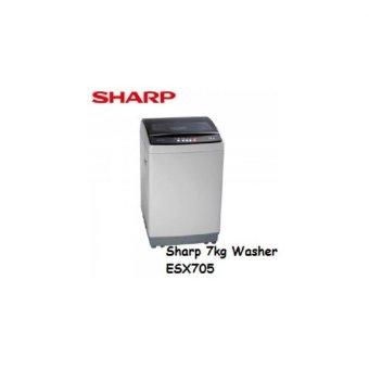 Harga Sharp Top Load Washer 7kg
