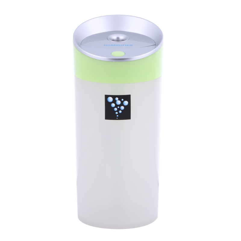 Small Cup Of Water Supply Humidifier Q Home Water(Green) - intl Singapore