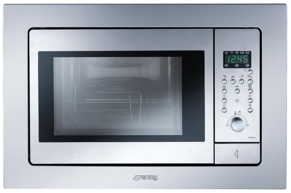 Smeg Built In Combi Microwave Oven W Grill Fme20ex3 Lazada Singapore