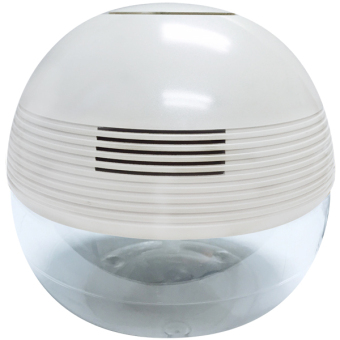 Harga Water Air Purifier and LED (WHITE)
