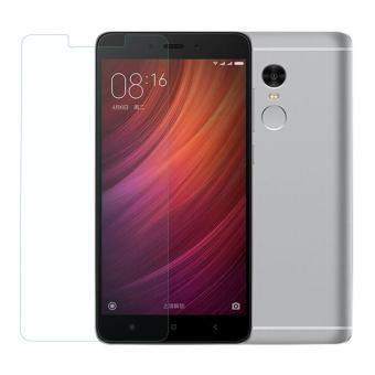 2.5D Curved Edge 9H Tempered Glass Screen Protector For Redmi Note4- intl