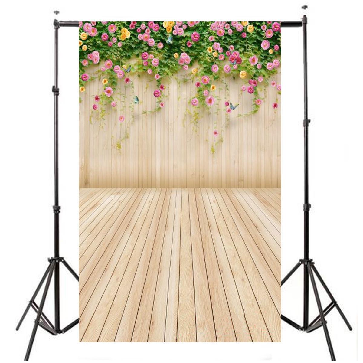 3x5ft flower wood wall vinyl background photography photo studio props - 3x5ft Flower Wood Wall Vinyl Photography Model Backdrop Background Studio Props Lazada Singapore