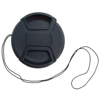 49mm Front Lens Cap (For any camera lens with 49mm filter size)
