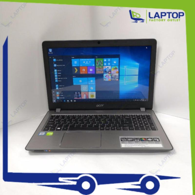 ACER Aspire F15 F5-573G (i5-6200U) Preowned [Refurbished] Second Hand / Cheap Laptop