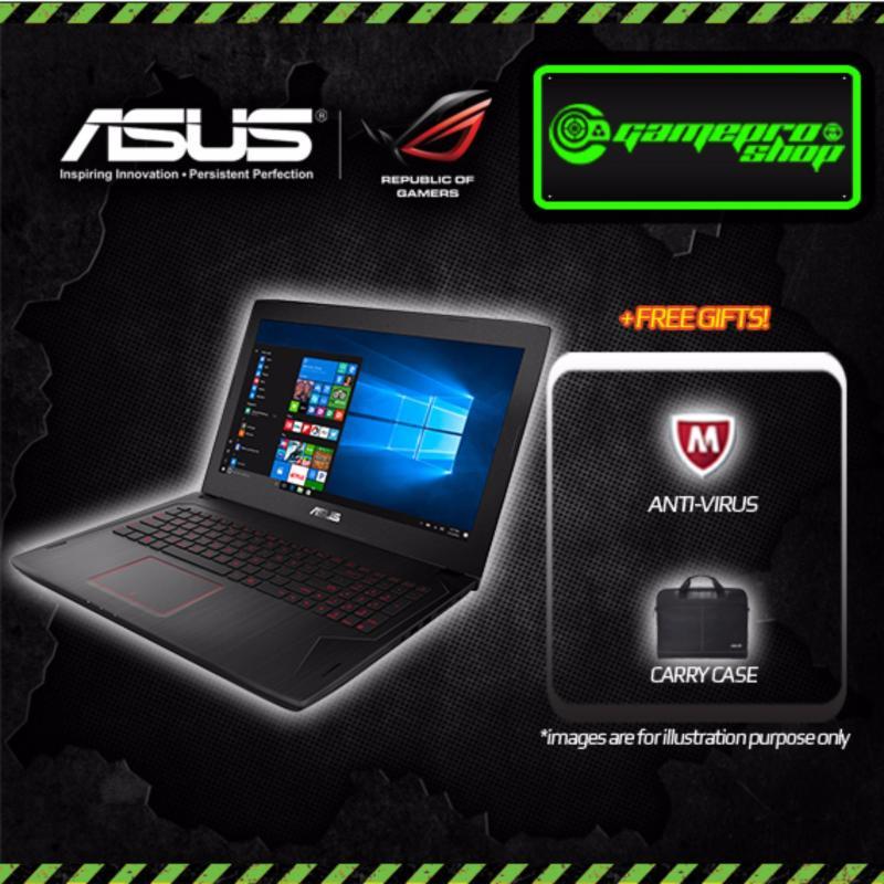 Asus FX502VM Gaming Laptop-GTX1060, i7-7700 *GAM3.SHOW PROMO*