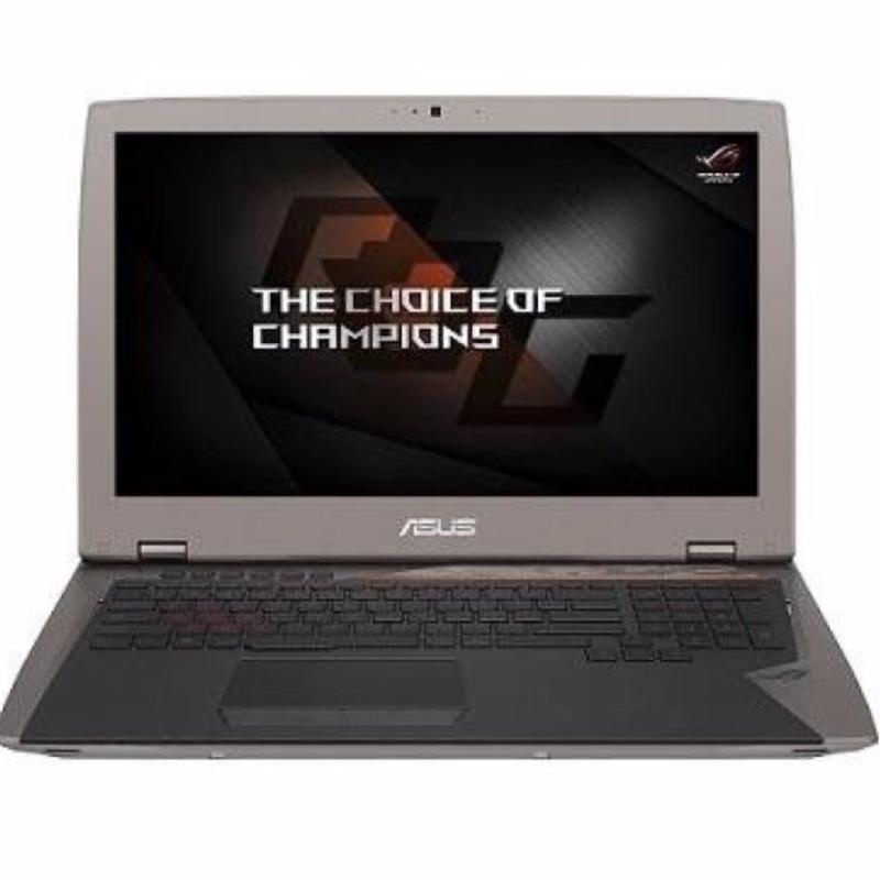 "Asus ROG Gaming Laptop (G701VIK-GB054T) - 17.3""/i7-7820HK/32GB DDR4/1TB SSD/NV GTX1080/Win10"